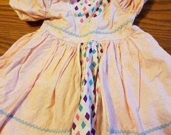 1950s Doll Dress