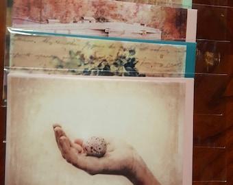 Art Fling - Notecard Set
