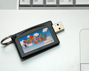 Game Boy Advance USB Flash Drive