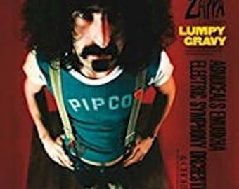 "Frank Zappa - ""Lumpy Gravy"""