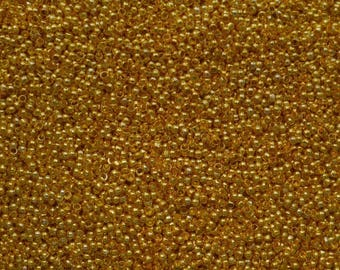 Bag of 300 beads (4g) round brass crimp 2mm gold (gold) - free shipping