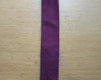 Stripe Tie 100% Cotton