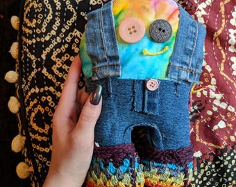 Creeper Plush Dolls