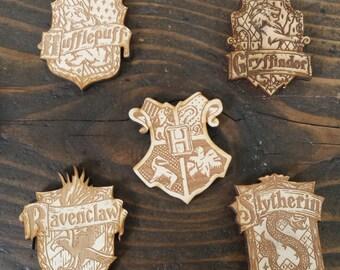 Harry Potter Magnets   Harry Potter House Magnets   Wizard Magnets   Harry Potter Decor   Harry Potter Accessories   Harry Potter Decoration