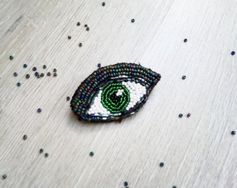 Brooch Eye