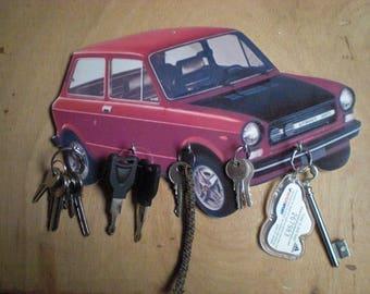 key wall autobianchi A112 / autobianchi A112 key hook