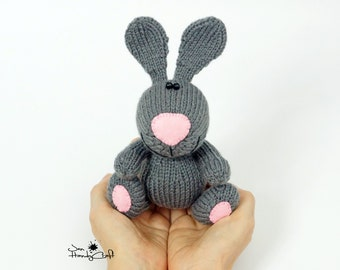 Stuffed bunny Easter bunny toy Plush bunny rabbit lover gift Easter decoration Baby shower gift Easter decor Easter rabbit Stuffed animals