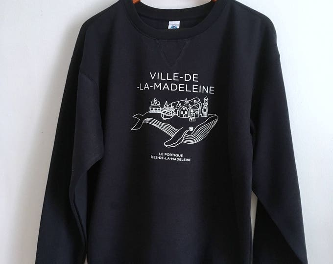 Madeleine city Sweatshirt