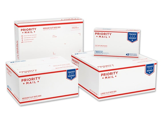 Upgrade to Priority Mail Express