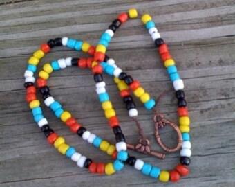 Lakota-Inspired Necklace