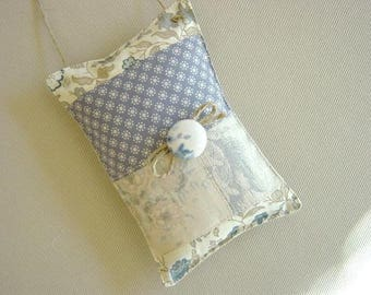 Door rectangle shaped patchwork cushion