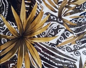 SALE Cotton Print from Kaufman Fabrics (Yardage Available)