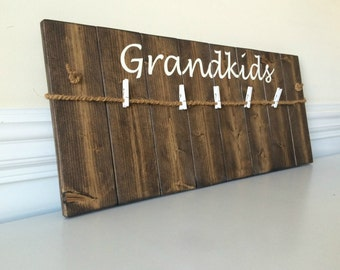 Mothers Day Gift for Grandma, Mothers Day, Gifts for Grandma, Wood Signs Sayings