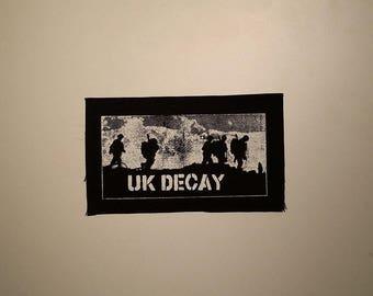 UK decay patch goth post punk death rock batcave
