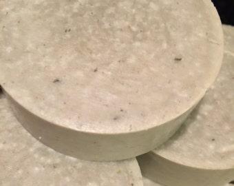 Luxury DEAD SEA MUD Soap 100% Vegetable Spa Facial Fragrance Free