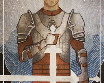Alistair - Two of Swords