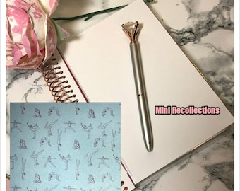 Mini Recollections, A5 Recollections, Mini Happy Planner, Happy Planner, Big HP  Cover