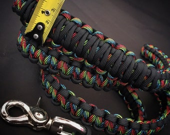 550 Paracord dog leash