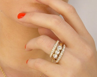 engagement band images wedding bands gold stone to and rejapatterson on best next ring straight pinterest jewerly anniversary white rings jewelry