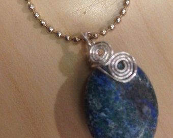 Zoisite Necklace