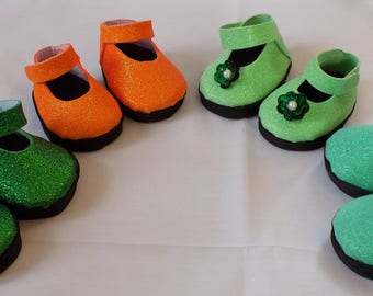 18 Inch Doll - Dress Shoes