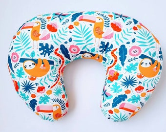Lazy Day - Breastfeeding Pillow with Cover