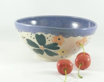 Small Bowl Handmade Bowl Ceramic Bowl soup bowls ramen bowl Cereal bowl Salad bowl Pottery Bowl Ceramics and Pottery Graduate Gift