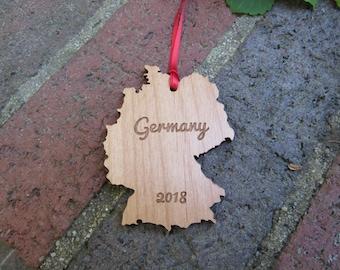 Germany Ornament