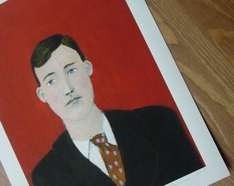 Arthur, Limited Edition Print