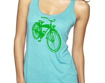 Womens Bike Shirt Tank Top Womens Bicylce Clothing Exercise Tops Active shirts for the gym Athletic