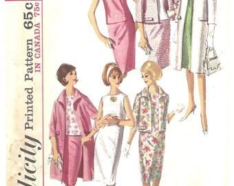 PWAP-0189 Vintage Pattern Simplicity 5835 S16