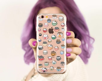 Cats iPhone 7 case iPhone 7 plus case iPhone 6s case iPhone 6 case iPhone 6 plus case iPhone 6S Plus case iPhone 8 iPhone 5 case Phone Case