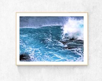 La Mer Premium Print