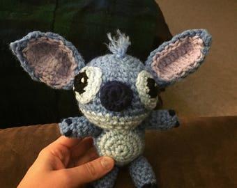Stitch plushy