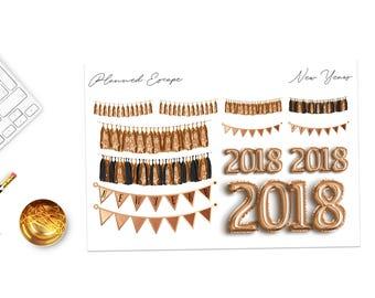 BALLOON 2018 New Year's DECO!