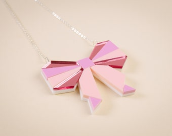 Kawaii Pink Bow
