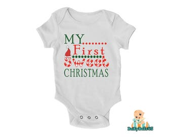 My First Sweet Christmas !!!
