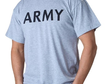 United States ARMY T-Shirt All Sizes And Colors New (112)