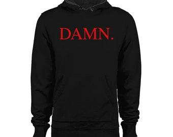 DAMN Kendrick Lamar Hoodie