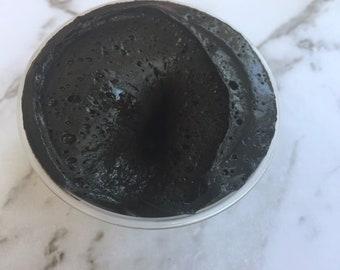 black licorice butter 100ml slime