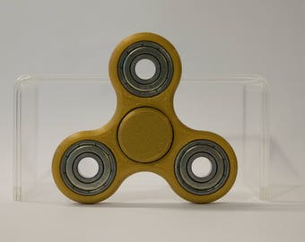 Ceramic Fidget Spinner (Gold)