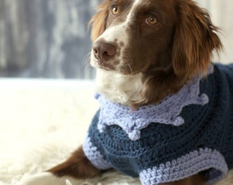 Dog Clothes - Dog Clothing - Clothes for Dogs - Dog Sweater - Dog Clothes Extra Large -