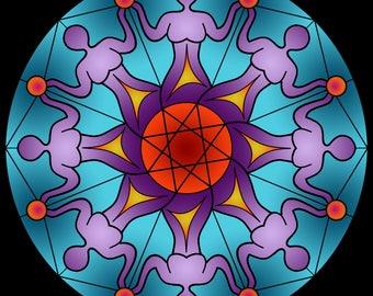 Digital Only: Deepening Ritual Recipe Kit (fall equinox, mabon, autumn, ritual kit)