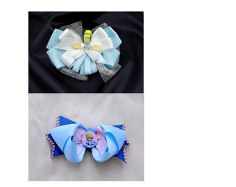 Cinderella  Bow Set