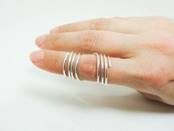 Sterling Silver Ra Splint Rheumatoid Arthritis Splint Wrap