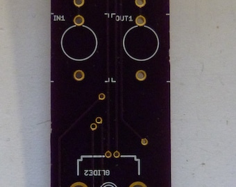 PARTIAL BUILD: Glide 2.0 - dual glide/portamento buffer for Eurorack synthesisers