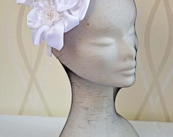 Boho Wedding Crochet Mini Hats , Women  Style Wedding  Crochet  Hair Accessories,Boho Crochet Fascinator.