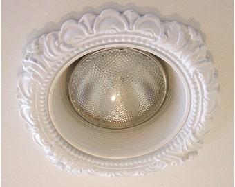 """6"""" Decorative Recessed Light Trim #LR-101"""