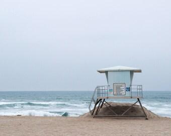 Lifeguard Tower 20