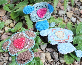 Big Nose Puppy Crochet Pattern,Dog DIY,Dog Applique Crochet Pattern,Dog Crochet Applique,Dog Crochet Pattern,Puppy Crochet Pattern,Puppy